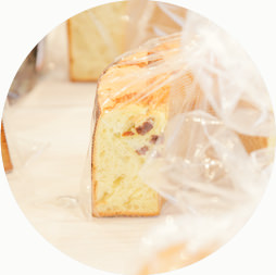 日変わりの食べ比べシフォンケーキセット