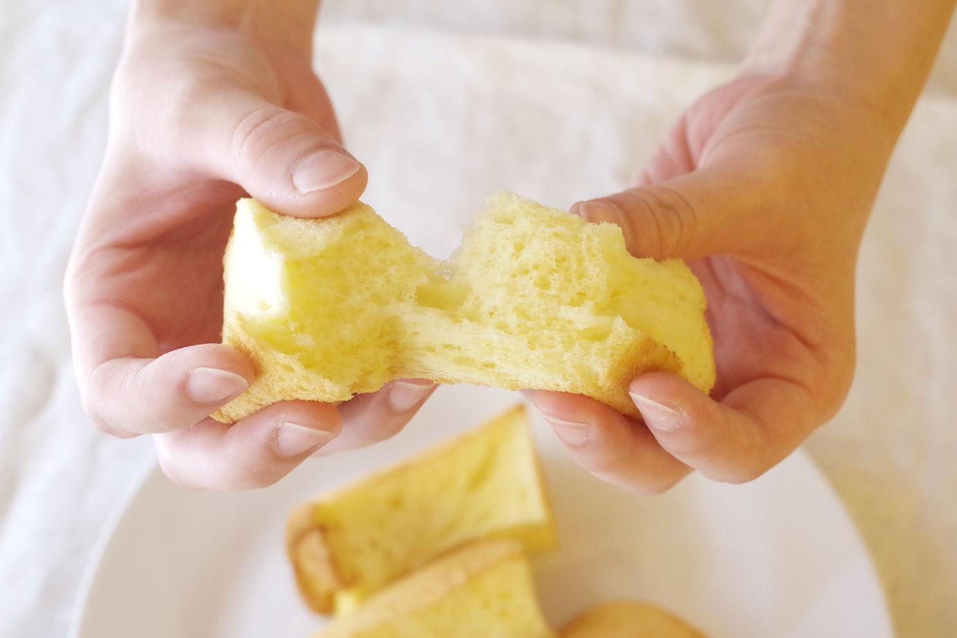 シフォンケーキのイメージ