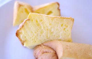 やさしい味のシフォンケーキ